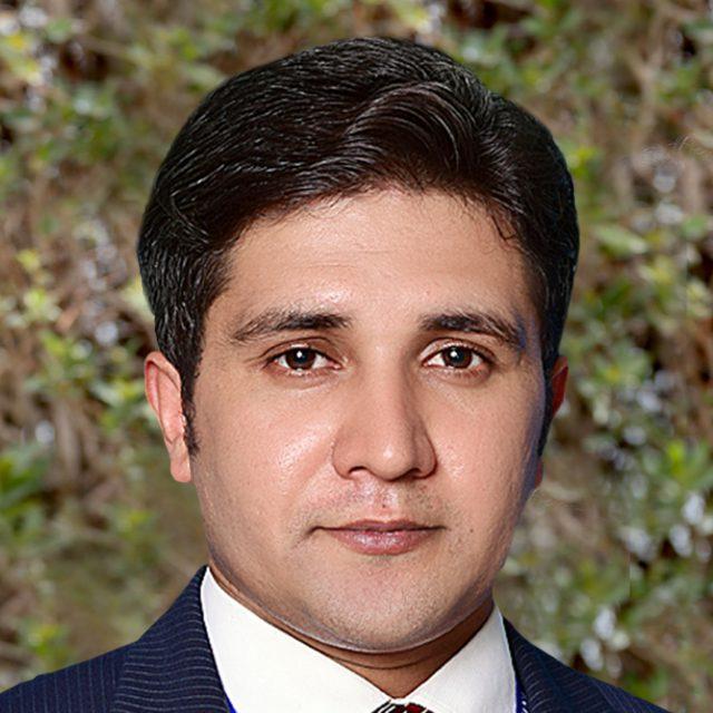Mr. Shoaib Ali Shah