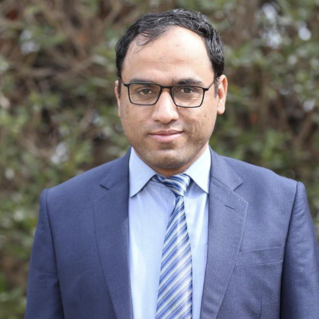 Dr. Bisharat Hussain Chang