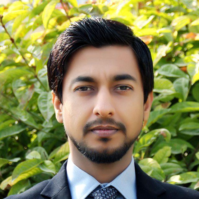 Mr. Juned Ali Shah