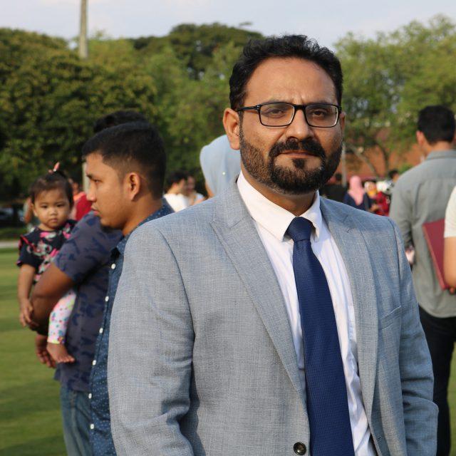 Dr. Mansoor Ahmed Khuhro