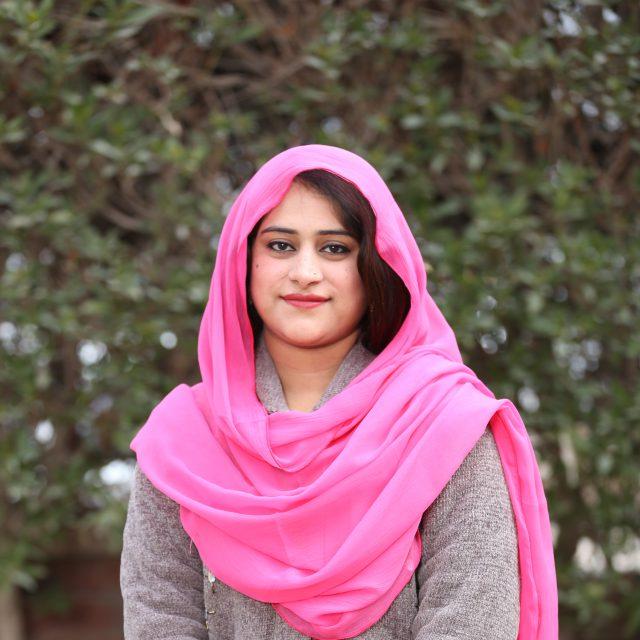Ms. Areesha Khalil