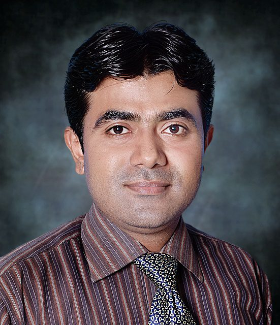Mr. Syed Imran Shah