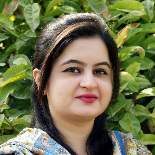Ms. Farah Mahesar
