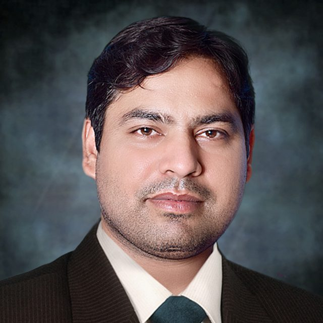 Mr. Siraj Ahmed Kandhro