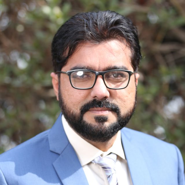 Mr. Majid Hussain Serai